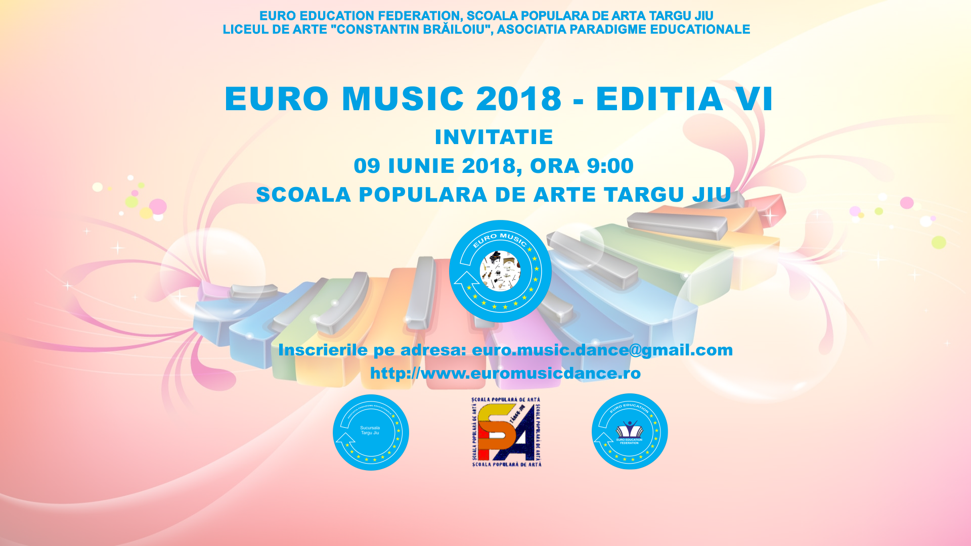 EURO MUSIC DANCE 2018
