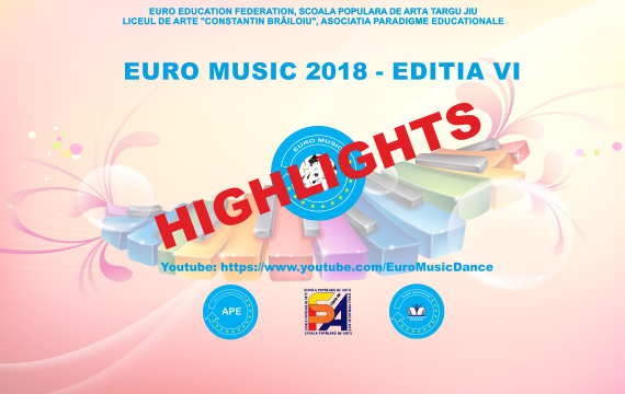 EuroMusic_2018 - HIGHLIGHT