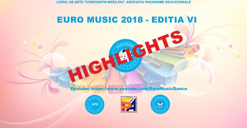 EuroMusic_2018 - HIGHLIGHT